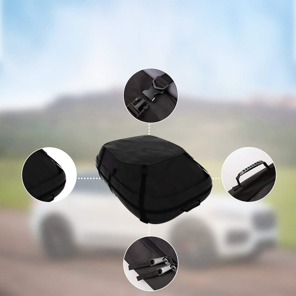 MOROLY Roof Top Cargo Carrier Bag