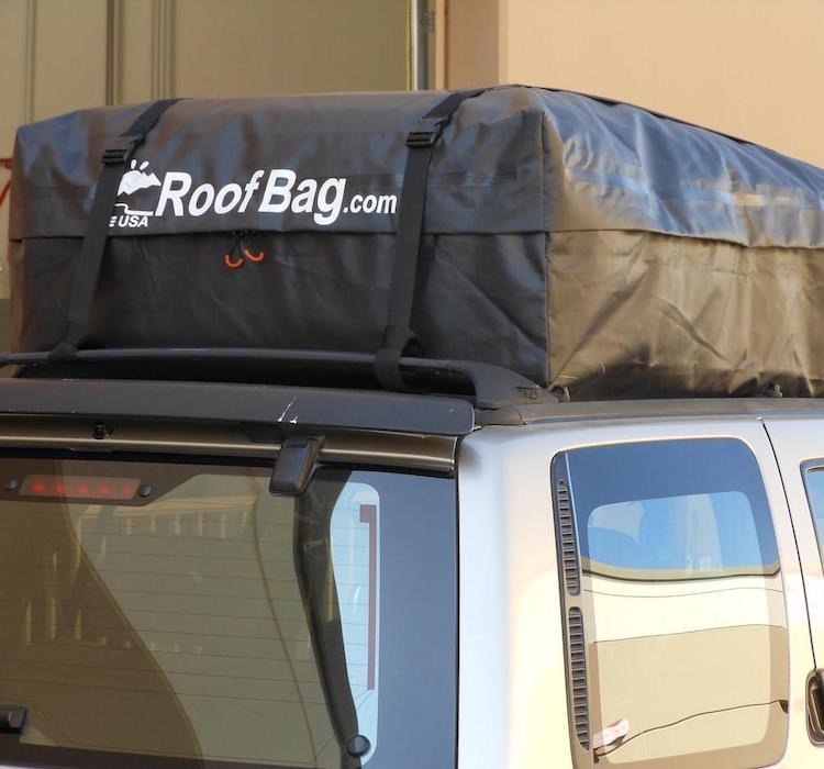 ROOF BAG Waterproof Roof Top Cargo Bag
