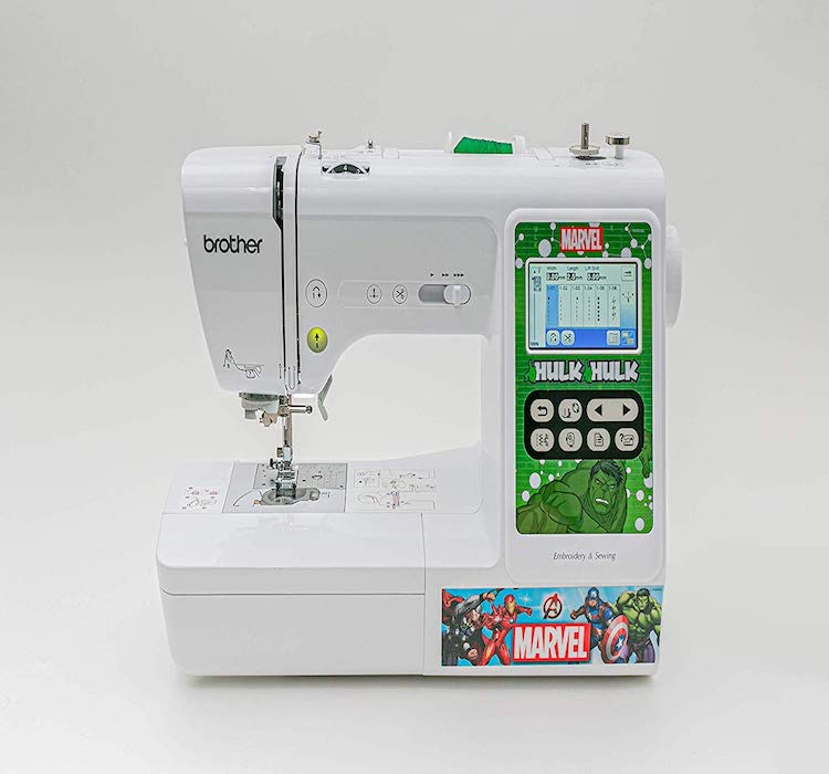 Brother LB5000M Sewing and Embroidery Machine