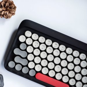 LOFREE Four Seasons retro keyboard