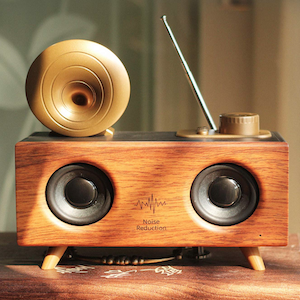 The Coolest Retro Bluetooth Speakers For 2020 4