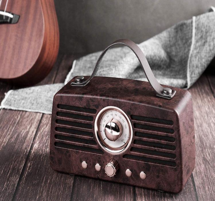 Vintage Style Wireless Speaker
