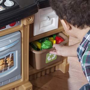 lifestyle custom kitchen step2 set