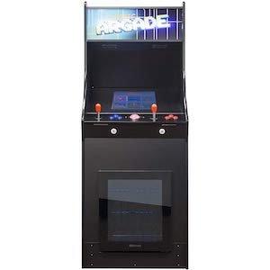 Arcade Machine With Built-in Refrigerator