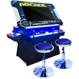 Best Retro Arcade Machines With 3500 Classic Games