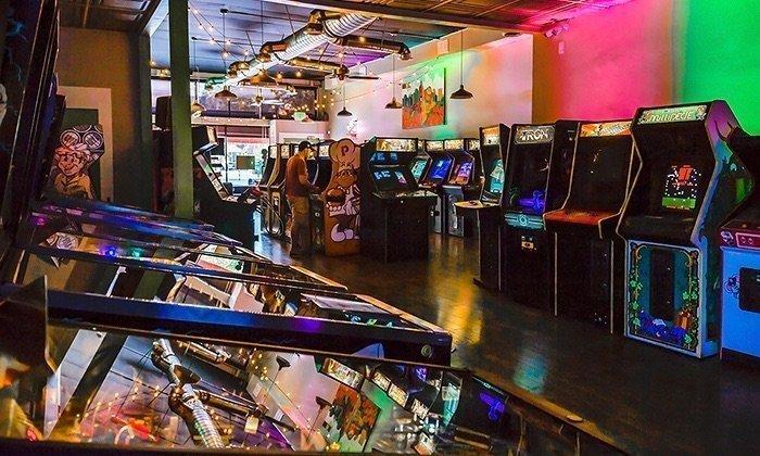 Best Retro Arcade Machines
