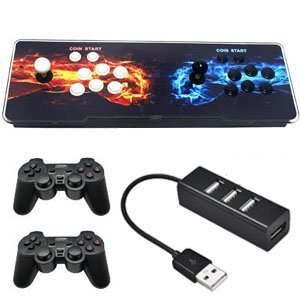 Gaming Arcade Console With Built in Games