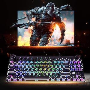 Mechanical Gaming Keyboard GEEKLIN
