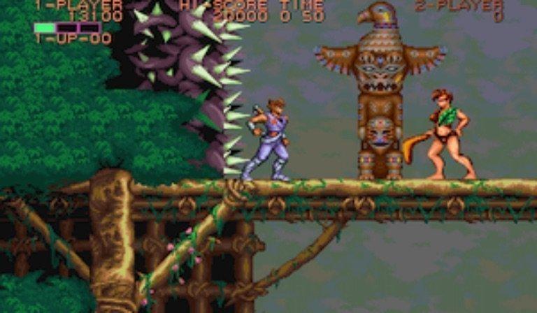 strider arcade game