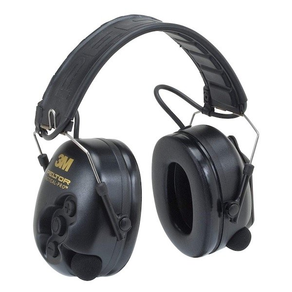 3M Peltor SV Tactical Pro Hearing Protector Best Hearing Protection For Shooting