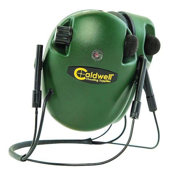 Caldwell E-Max Low Profile Electronic Muffs