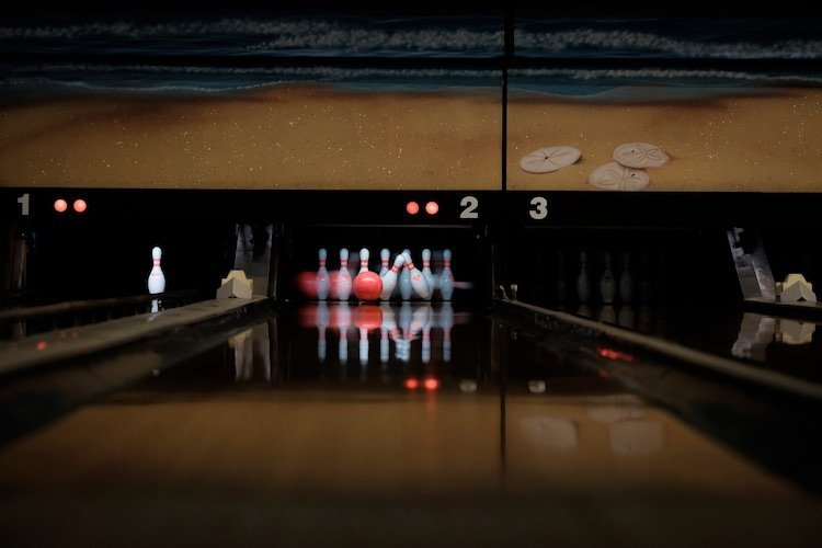 How to pick up a spare in bowling