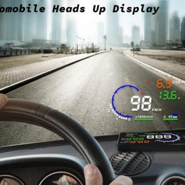 Automobile Heads Up Display
