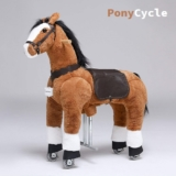 Pony Cycle A Horse Riding Toy Mechanical Walking
