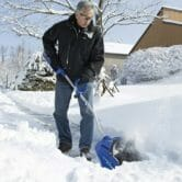 Rechargeable Electric Snow Shovel